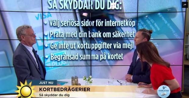 Björn tv4 Nyhetsmorgon_170517