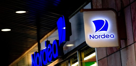 Nordea slutar med kontanthantering